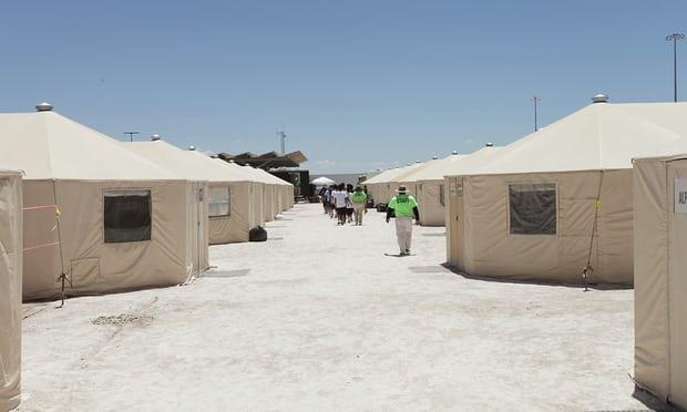campo de detención