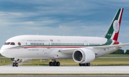 Avión presidencial, AMLO, Gobierno Federal