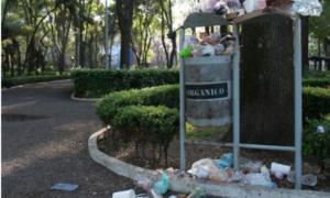 Medio ambiente, Ciudad de México, basura
