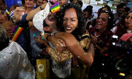 LGBT, India, despenalización, homosexual