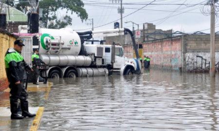 inundaciones. Estado de México, lluvias