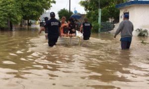 Torreón, inundaciones, evacuaciones