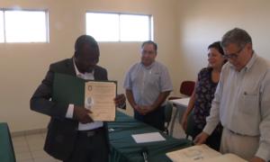 UABC, haitiano, posgrado