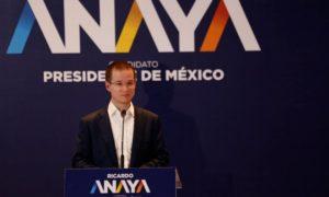Anaya, maestro, UNAM