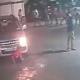 niño, atropellado, auto, India