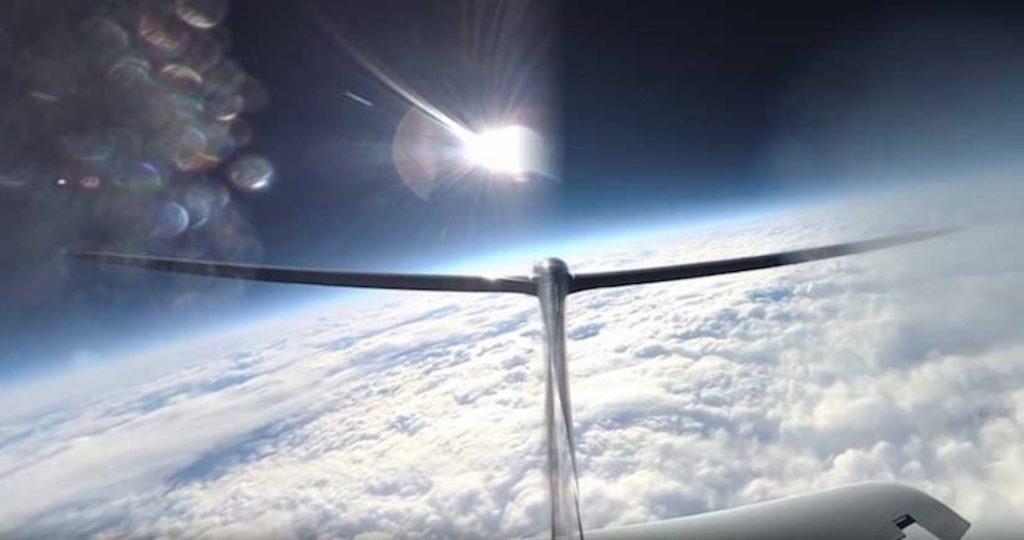 Avión, atmósfera