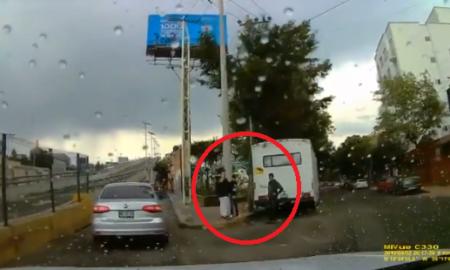 Ciudad de México, asalto, inseguridad