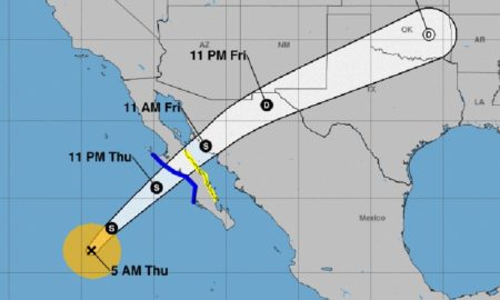 huracán Sergio