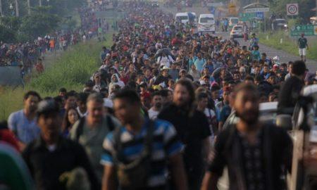 EUA, migrante, México