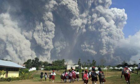 sismo, Indonesia, Tsunami, volcán
