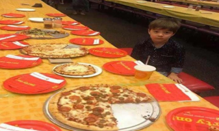 pizza, fiesta, cumpleaños