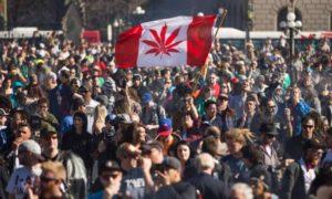 Canadá, mariguana
