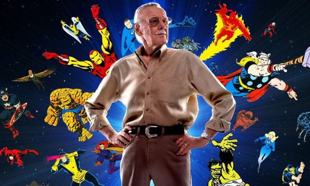 Marvel, Stan Lee, cómics