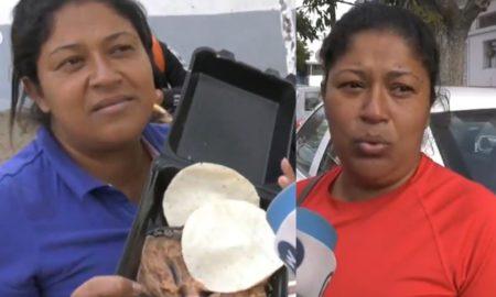 caravana migrante, frijoles, Honduras, México