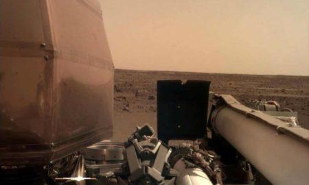 viento en Marte