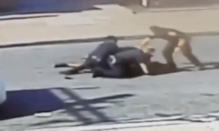 pelea, Estados Unidos, brutalidad policial