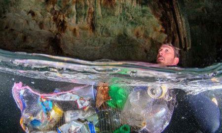 cenotes, Yucatán, basura, contaminación