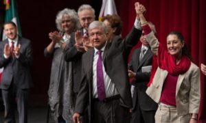 AMLO, Sheinbaum, CDMX, Gobierno