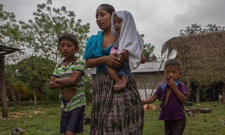 Guatemala, niña, migrante, frontera