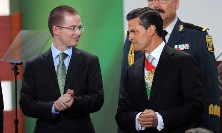 PGR, Peña Nieto, Ricardo Anaya, lavado de dinero