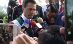 PEÑA NIETO, AMLO, POLÍTICA