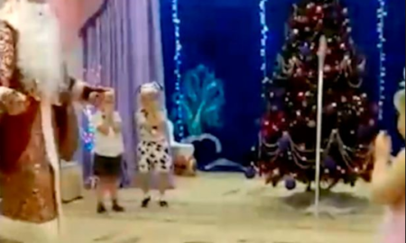 Santa Claus, Rusia, paro cardiaco