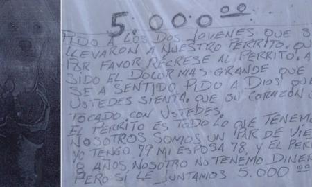 perro, robado, Ciudad de México, abuelitos