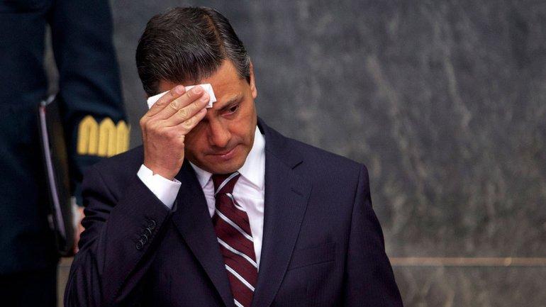 Peña Nieto, Corte Internacional, corrupción, humanidad