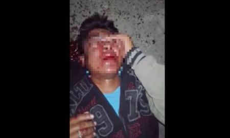 linchado, Ecatepec, asaltante