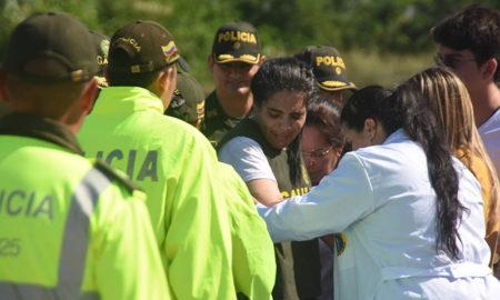 Gabriel García, rescate, secuestro, Colombia