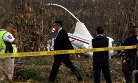 Moreno Valle, Erika Alonso, muerte, avión, FBI