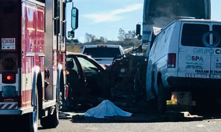 accidente carretero