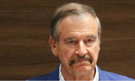 Vicente Fox, López Obrador, huachicol, chachalaca, México