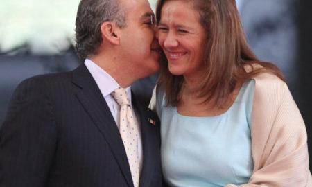 Margarita Zavala, Felipe Calderón, partido político, México