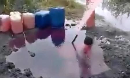 huachicol, Guanajuato, fallecido, combustible, Viral