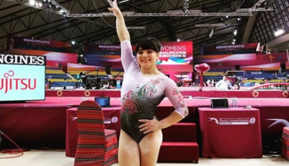 gimnasia, México, medallas, mundial, Alexa Moreno
