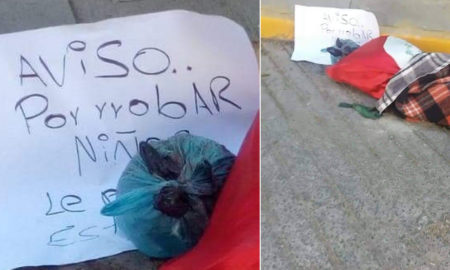 robachicos, cártel, Ciudad de México, decapitado