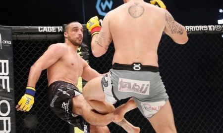MMA, pierna, fractura, viral