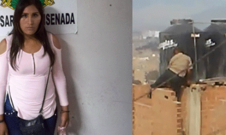 maltrato infantil, maltrato animal, Perú, rotoplas