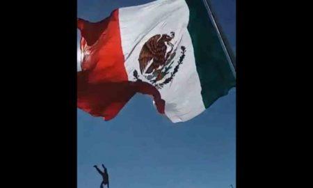bandera, Chihuahua, izar, militar
