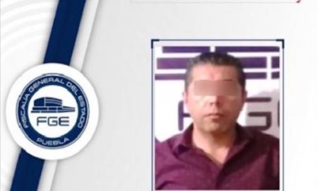 novio, abuso sexual, detenido, Puebla