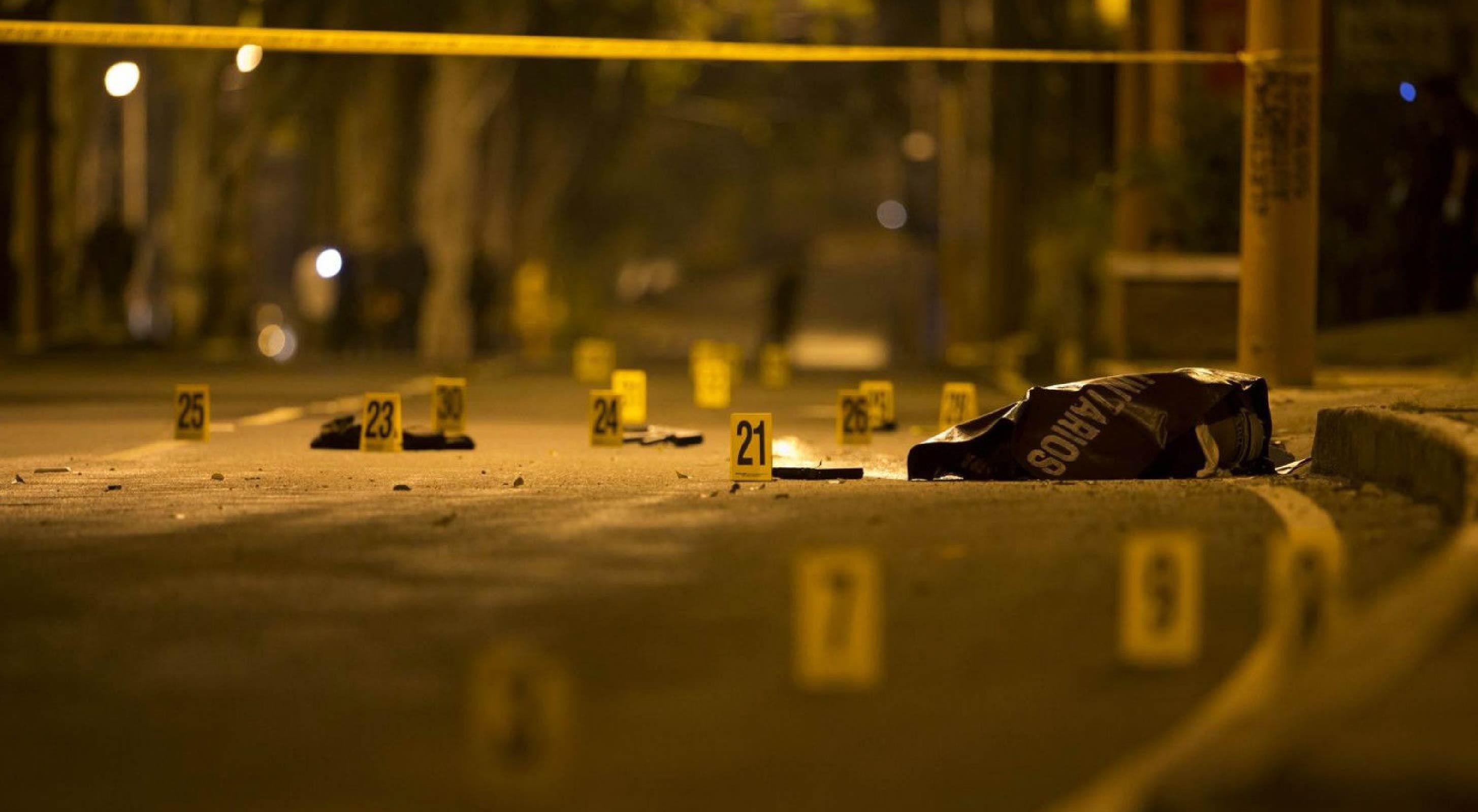ataque, balazos, Guanajuato, policía, bebé