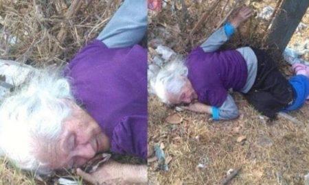 Guatemala, abuelita, abandonada, basurero