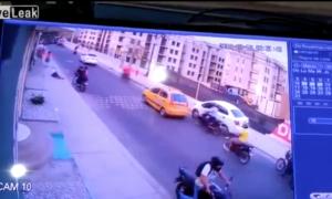 sicarios en motocicleta