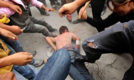 linchamiento, San Luis Potosí, violación, policía