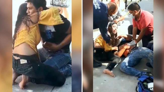 vídeo, viral, México