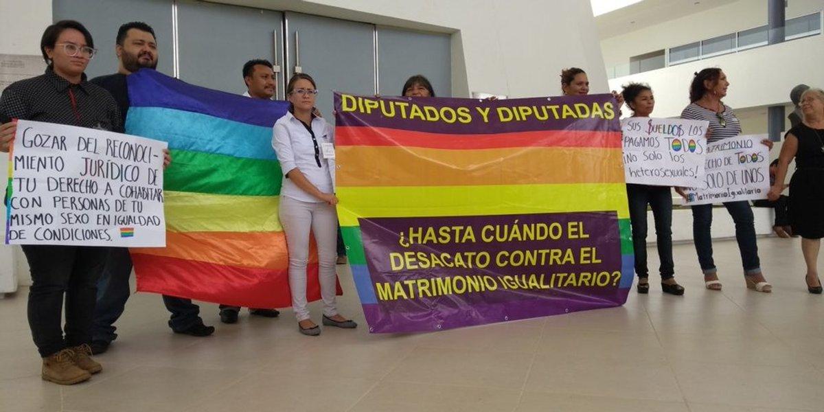 yucatán matrimonio homosexual