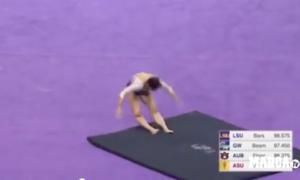 piernas gimnasta