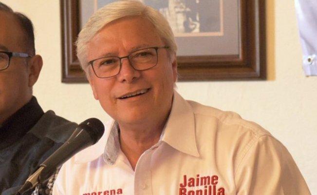 Jaime Bonilla, Gobierno de Baja California, Baja California, Tijuana, Morena