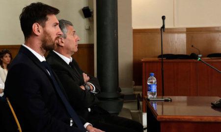 Leonel Messi, España, funación, demanda